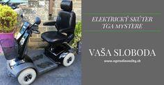 Elektrický invalidný vozík TGA Mystere - Keď je skúter váš hlavný dopravný prostriedok, zaslúžite si stroj, ktorý kombinuje luxusnú eleganciu, pohodlie, jednoduchosť použitia, štýl a spoľahlivosť. TGA Mystere ponúka všetky tieto veci a je dodávaný s bonusom uznávaného mena TGA pre kvalitu.