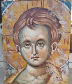 Byzantine Icons, Byzantine Art, Fresco, Religious Icons, Orthodox Icons, Tempera, Mural Painting, Sacred Art, Cristiano