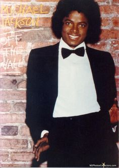 1979 - Off The Wall LP Photoshoot