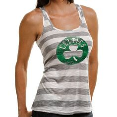 Boston Celtics tank top....love it!