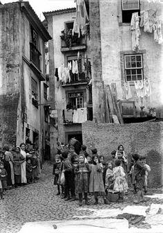 Lisboa de Antigamente