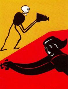 Eduardo Arroyo modern art