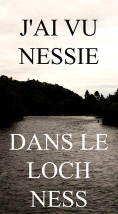 The Path She Took   J'ai vu Nessie en Ecosse   http://www.thepathshetook.com