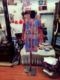 Etnic tunic