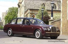 El Bentley State Limousine aparecerá en la Fiesta de la Coronación en Inglaterra