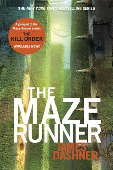 """When Thomas wakes up in the lift, the only thing he can remember is his first name. His memory is blank. But he's not alone. When the lift's doors open, Thomas finds himself surrounded by kids who welcome him to the Glade—a large, open expanse surrounded by stone walls... Read """"The Maze Runner"""" by James Dashner. #kobo #ebooks"""