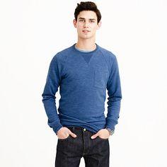 J.Crew - Lightweight sweatshirt