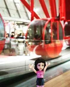 #레고#레고프렌즈#레고여행#lego#legofriends #legostagram#여행#일본#japan#우메다#햅파이브 by suny_o_e