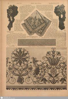 25 [18] - Nr. 3. - Illustrierte Frauenzeitung - Seite - Digitale Sammlungen - Digitale Sammlungen