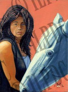 Warrior Mother by Leonard Peltier kp
