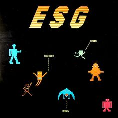 ESG - ESG Says Dance To The Beat Of Moody [99 Records]