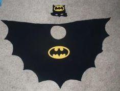 Batman cape and hat / mask - Kids Costumes Batman Costume For Boys, Diy Superhero Costume, Toddler Boy Halloween Costumes, Batman Costumes, Baby Halloween Outfits, Boy Costumes, Super Hero Costumes, Halloween Kostüm, Baby Batman