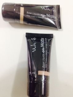 Use cupom de desconto: BLOGDAJEU  Base líquida com efeito Matte - Vult Make Up - Arco Íris Cosméticos