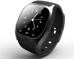 Luxusné nadupané SMART inteligentné hodinky v čiernej farbe