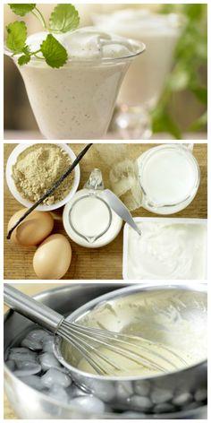Süße Seelennahrung mit dem aparten Aroma echter Vanille: Bayrische Creme mit Quark – smarter Das klassische Dessert mit Quark leicht gemacht | http://eatsmarter.de/rezepte/bayrische-creme-quark-smarter