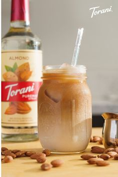 Our iced almond latte recipe uses Torani Puremade Almond Syrup, milk, shots espresso chilled, and Ice. This easy at home iced latte recipe is perfect for your morning coffee or afternoon pick me up. Create your perfect iced latte here! Coffee Drink Recipes, Coffee Drinks, Brewing, Almond, Iced Latte, Latte Recipe, Food Service, Cold Brew, Morning Coffee