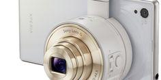 Sony lance un appareil photo qui se greffe... au smartphone
