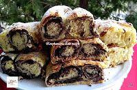 Fincsi receptek: Mákos sütemények French Toast, Breakfast, Food, Morning Coffee, Essen, Meals, Yemek, Eten
