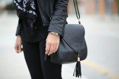 Stylish in Black