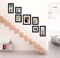 Fotos Parets   Pinterest   Colgar Cuadros, Escalera Y Cuadro