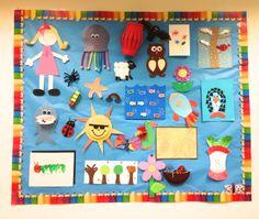 Preschool Crafts visit www.letsgetreadyforkindergarten.com
