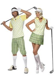 Couples Golf Costumes