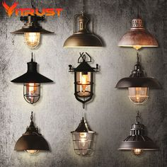 33.90$  Buy here - http://aill9.worlditems.win/all/product.php?id=32743415026 - Vintage dinning room pendant lamp restaurant bar light fixture vintage kitchen light fixtures lampara colgante vintage