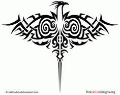 Phoenix tattoos for men images