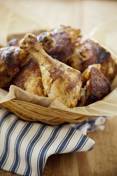 Paula Deen Chicken on the Grill