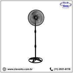 Ventilador de Coluna (Pedestal) 40 cm Venti-delta Grade de Plástico. Peça já o seu! (11) 2021-6118