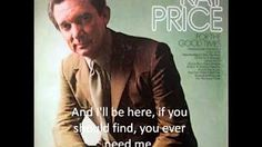For the good times. Ray Price. - YouTube