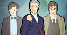 Print Your Own 'Doctor Who' Paper Dolls