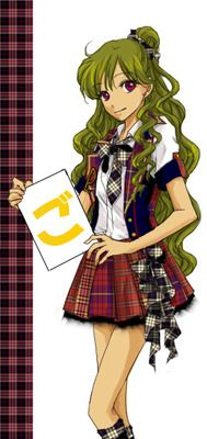 Setsuna (#Setsuna Meiou #Sailor Pluto)
