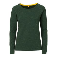 ThokkThokk TT1001 Sweater Woman Swamp Green Fairtrade GOTS