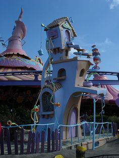 Dr. Seuss-land | Flickr - Photo Sharing!