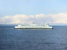 Bainbridge Island for Seattle Trip