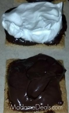 If you are looking for a yummy #snack that is also great for your #diet check out these Low Calorie Smores!