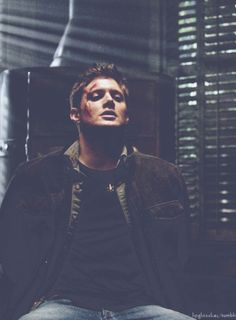 Imagine Dean watching you be tortured and he can't do anything about it cause he's tied up