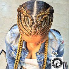 Black for women hair hairstyles braids