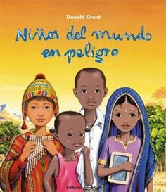 Todos los niños del mundo tienen derecho a la salud, educación, igualdad y protección. Gracias a estas tres hermosas historias, descubrimos la vida cotidiana de cuatro niños de continentes distintos. http://www.editorialjuventud.es/4027.html http://rabel.jcyl.es/cgi-bin/abnetopac?SUBC=BPSO&ACC=DOSEARCH&xsqf99=1747489