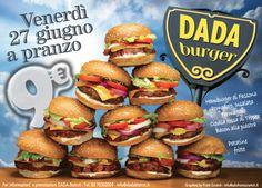 Special Friday DADA – Dada Burger