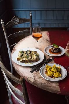 A university town with a lip-smacking food scene and a medieval Manhattan skyline