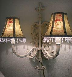Mini Lampshades Transformed