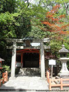 Utsukushi-gozensha 美御前社at Yasaka Shrine 八坂神社is the shrine for beautiful women very popular with the apprentice geisha (maiko) and is most vi...