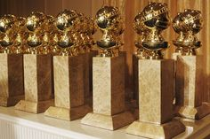 The Golden Globe awards are viewed as one of the worlds most prestigious awards given for outstanding acting and movie production.