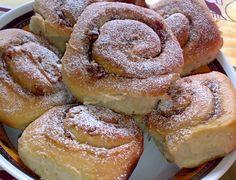 Cinnamon Rolls, Doughnut, Sweets, Sugar, Cookies, Desserts, Drinks, Food, Bubbles