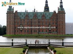 Frederiksborg Castle in Denmark! The most amazing castle we've ever seen. Inside was amazing. Definitely worth the visit should you been in the Hillerød area of Denmark. Denmark, Castle, Louvre, Europe, Explore, World, Amazing, Building, Travel