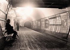 Old London Underground Vintage London, Victorian London, Old London, South London, Victorian Era, Blitz London, London Pride, London 1800, London City