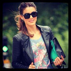 i love this jacket - Photo by makeupbycamila