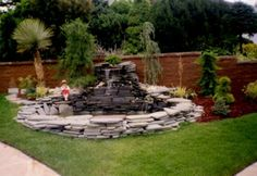 Waterfall Hardscape Design New Jersey - We Offer Professional Hardscaping Services In New Jersey And Staten Island For Commercial And Residential Properties. Nj Hardscape Design, Installation, Repair, And Maintenance.   #Superiorlandscapinganddesign #Slandd #Landscaping #Hardscaping #Newjersey #Statenisland #Hardscapingnj #Hardscapedesign